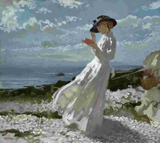 Трансформация взглядов Рейтерсверда по поводу важных моментов в импрессионизме