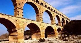 Взаимоотношения ордера и стены в древнеримской архитектуре