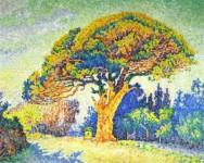 Александр Дубовой в декомпозиции и колорит импрессионистской живописи