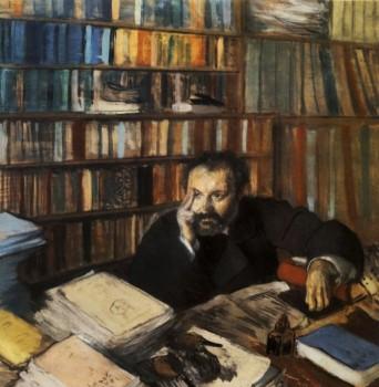 Редакционная полемика вокруг темы импрессионизма в живописи