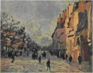 Критики о выставке импрессионистов в 1880 году, квартиры в Вишневом